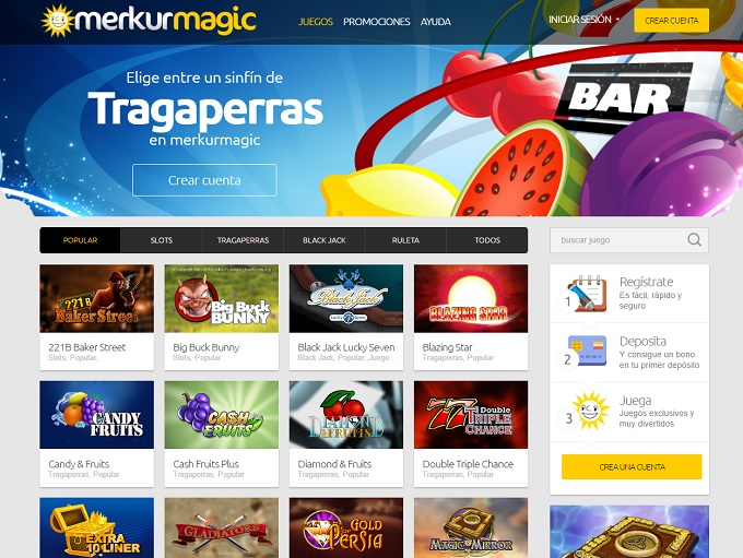 merkur casino online ra game