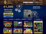 JackMillion Casino Home Page