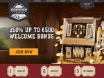 OrientXpress Casino Home Page