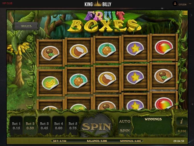 casino games online spielen king