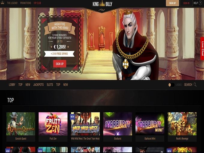 online casino for free king casino
