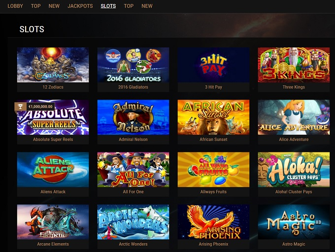 online casino websites king casino
