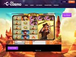 Play Cosmo Casino Home Page