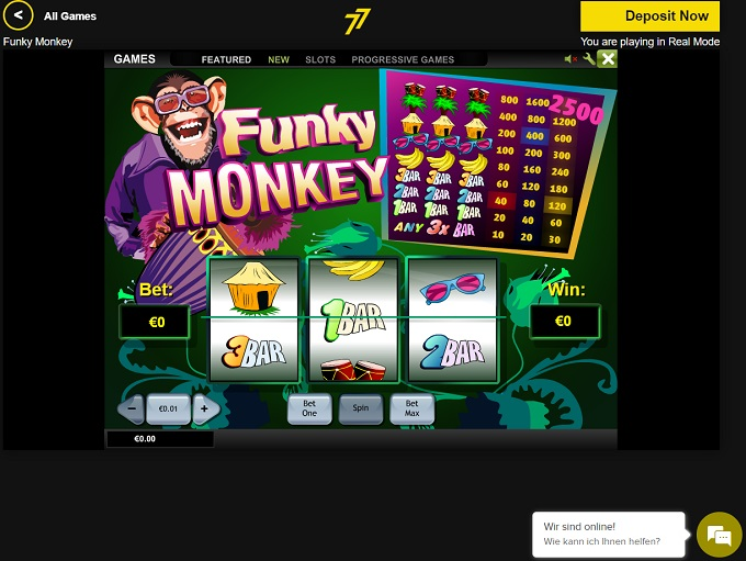 77jackpot Casino