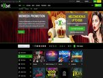 MrXbet Casino Home Page