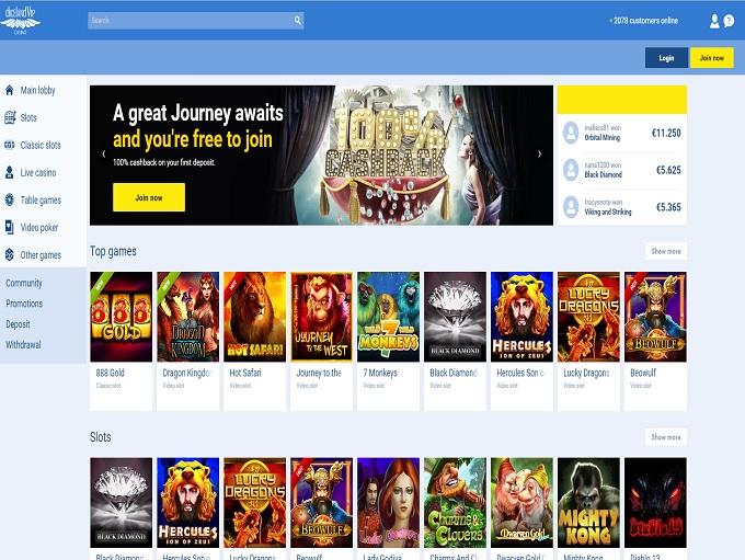 diceland online casino