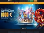Sekabet Casino Home Page