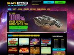 Slots Force Casino Home Page