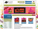 Slot Planet Home Page