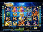 FortuneJack Casino Home Page