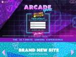 Arcade Spins Home Page