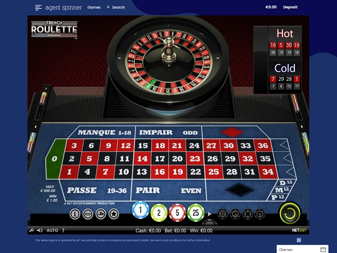 agent spinner casino review