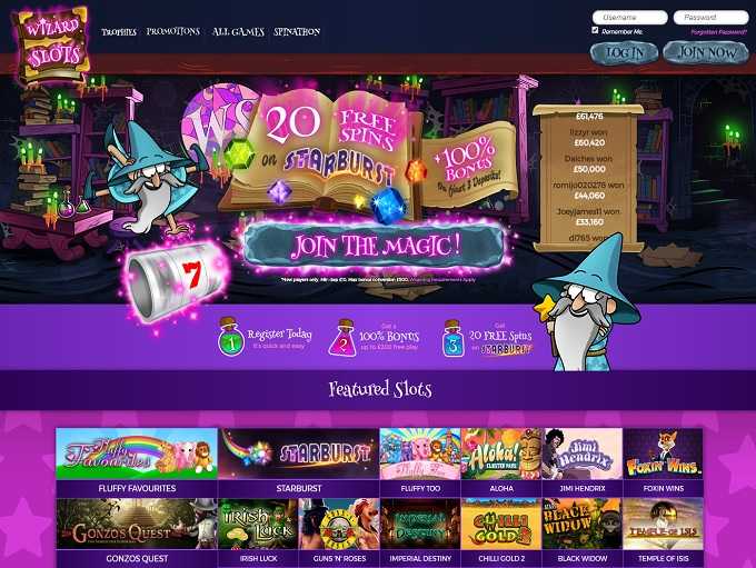 buy online casino the gaming wizard