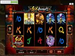 Joreels Casino Home Page