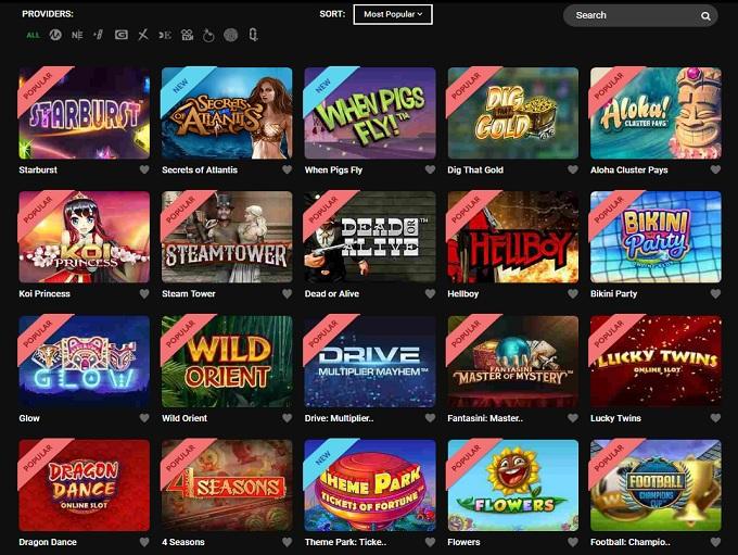 casino sign up bonus 2019