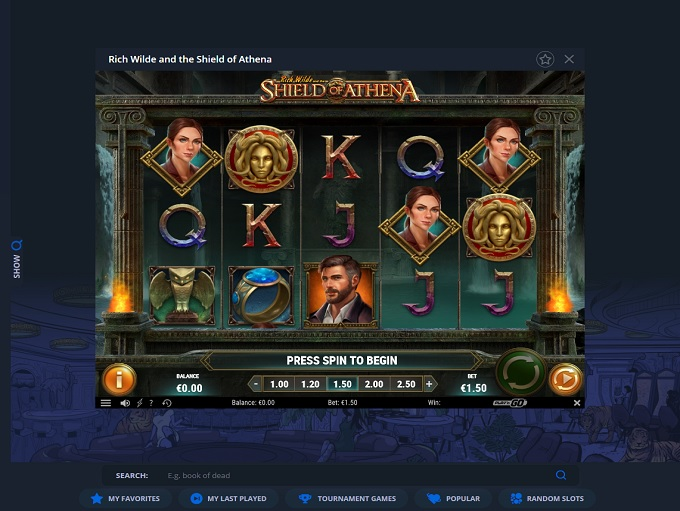 Casino Vulkan Online