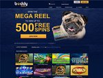 Buddy Slots Home Page