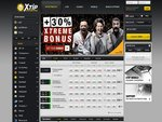 XTiP Casino Home Page