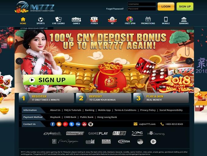 777 casino m