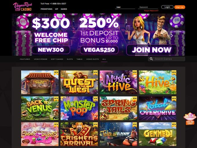 New online casinos no deposit bonus 2020