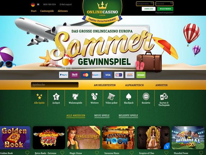online casino erlaubt in deutschland
