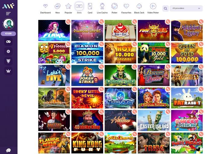 Alf Casino Casino Review