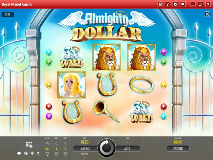 Royal Planet Casino Instant Play