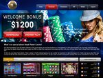 Royal Planet Casino Home Page