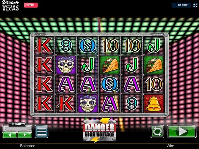 Dream Casino Instant Play