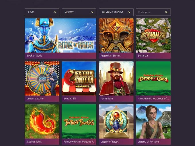 Voodoo casino online