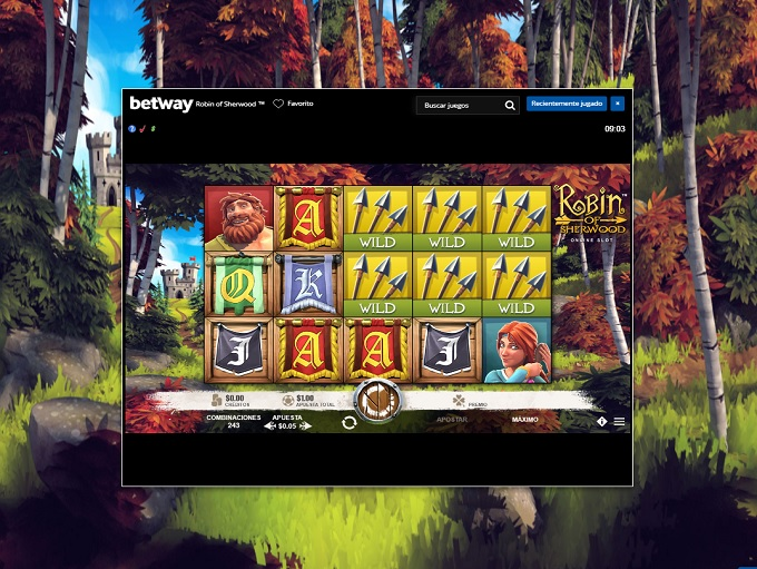 Betway Casino Register
