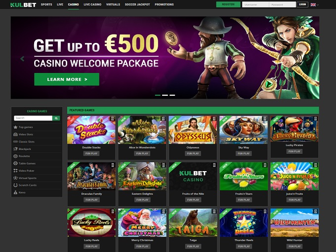 Kulbet Casino
