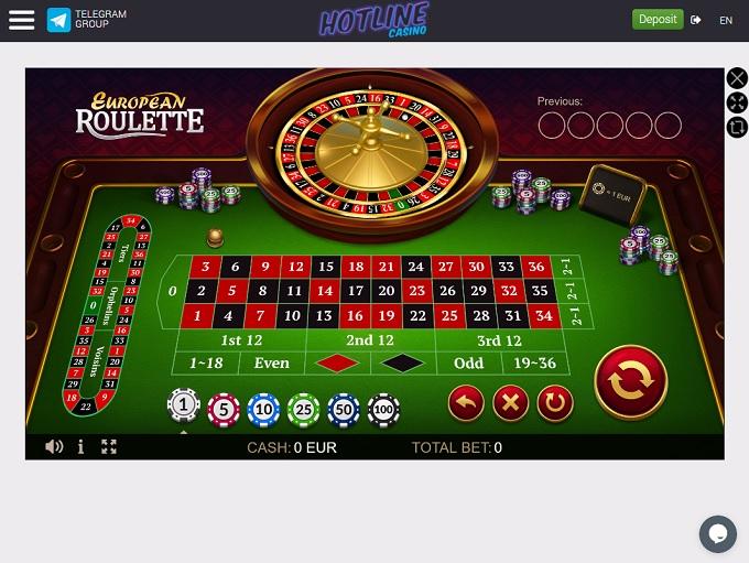 Online Casino Hotline