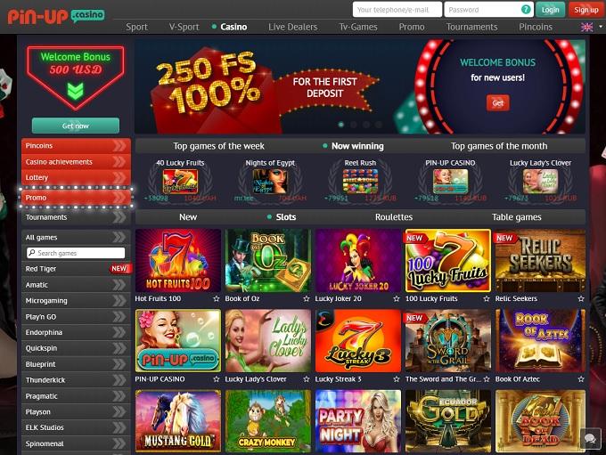 pin-up casino1