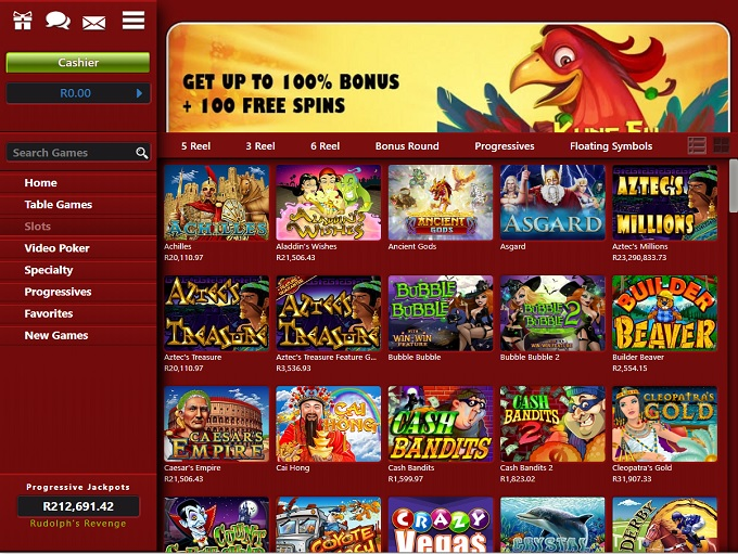 Jackpot Cash Casino Online