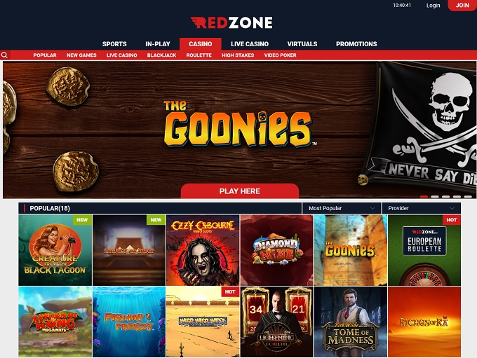 Online Casino Zone