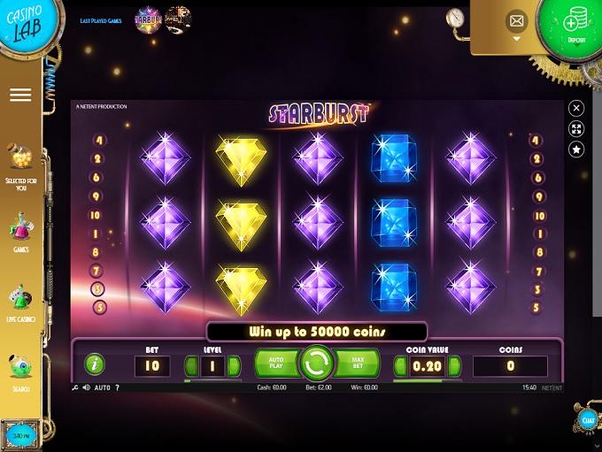 Slot casino sites