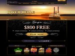 River Belle Casino Home Page