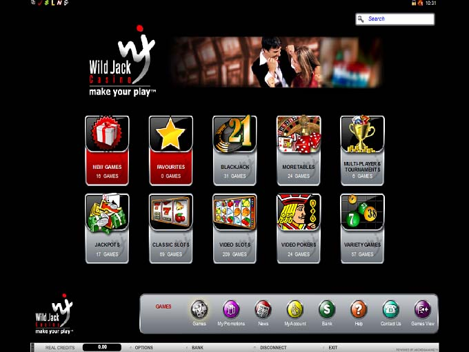 wild jack casino sign up