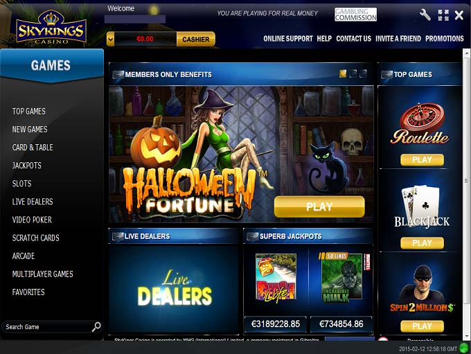svenska online casino king of casino
