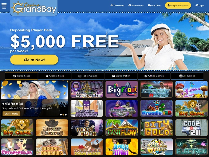 free online personals in grand bay Casino grand bay guarantees that all of your information is kept private  (email, online chat, cost-free telephone) sheltered by the latest ssl encryption.
