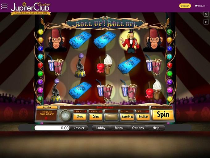Casino Jupiter Club