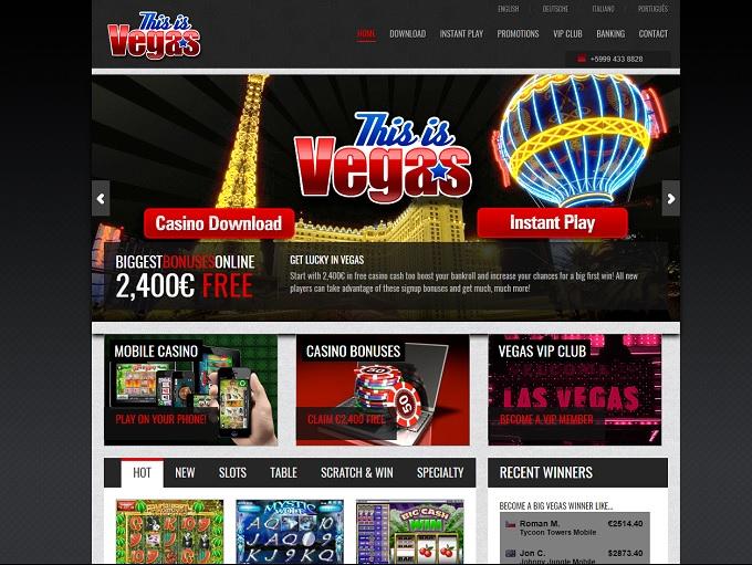 Thisisvegas Casino Review