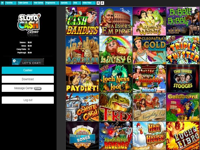 Online Casino Cash