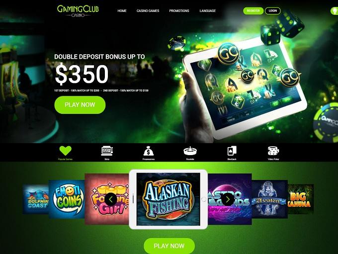 Gaming Club Online Casino Reviews