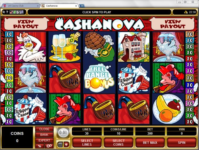 Uk Casino Club Online