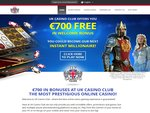 UK Casino Club Home Page