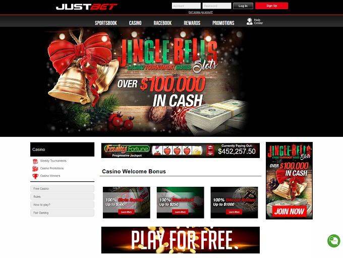 Just Bet Casino