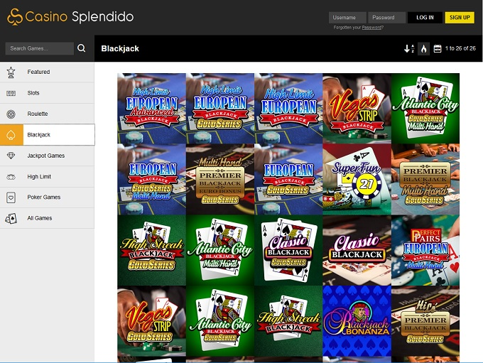 casino splendido online casino