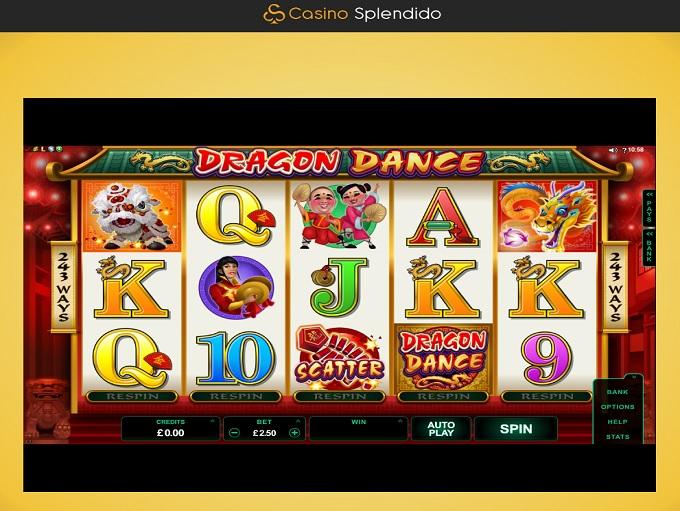 casino splendido online
